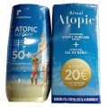 Ferrer Protextrem Pack Atopic Solar 50+(200 ml+200ml oleoducha gel)