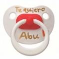Bibi Chupete Te quiero Abu (0-11 meses)