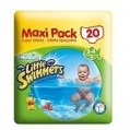 Huggies Little Swimmers, Pañal para Piscina (20 ud. de 7kg-15kg)