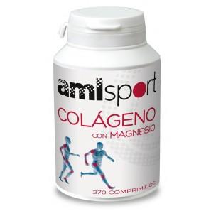 AmlSport Colágeno con Magnesio de Ana María La Justicia