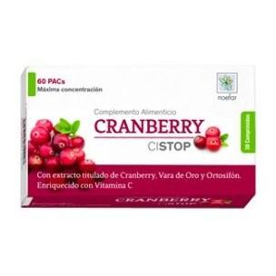 Noefar Cranberry Cistop (30 compr. de 60 Pacs-150 mg)