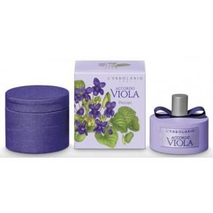 L'erbolario Agua de Perfume Accordo Viola (100 ml)