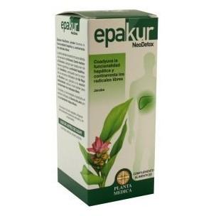 Planta Médica  Epakur NeoDetox Jarabe (300 g)