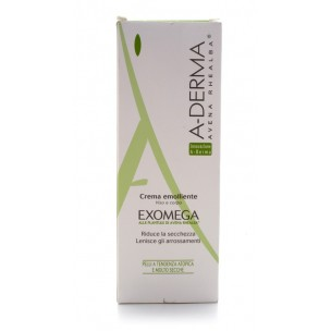 A-Derma Exomega Crema Emoliente (200ml)
