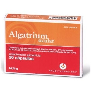 Algatrium Ocular (30 cap.)