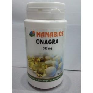 Onagra Manabios (100 perlas de 500 mg.)