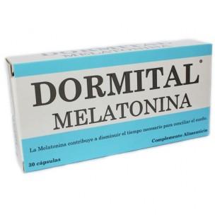 Dormital Melatonina Pharma OTC (30 cáp.)