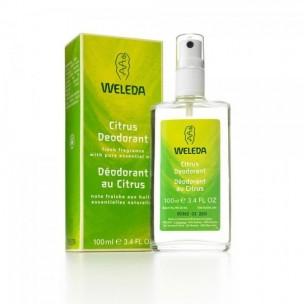 Weleda Desodorante Citrus (100 ml)