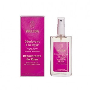 Weleda Desodorante Rosa de Mosqueta (100 ml)