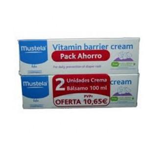 Mustela crema pañal pack ahorro