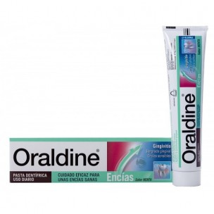 Oraldine Pasta dentífrica Encías (125ml)
