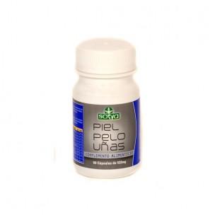 Sotya Piel, pelo y uñas (60 cáp. de 522 mg.)