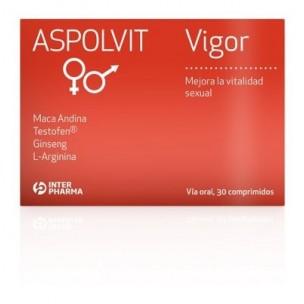 Aspolvit Vigor (30 compr.