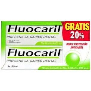 Fluocaril Pack Ahorro 2x125ml