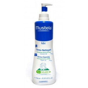 Mustela Gel -Champú Dermo Cleansing (750ml)
