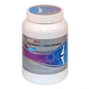 Epaplus Colágeno y Ácido Hialurónico Tipo II 420 g