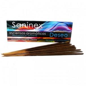 Inciensos Aromáticos Deseo (20 sticks)