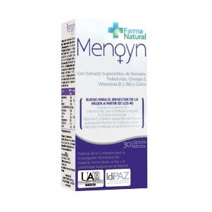 Menoyn Farma Natural (60 cápsulas)