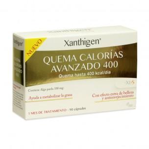 Xanthigen Quema Calorías Avanzado XLS (90 cáp. de 400 mg)