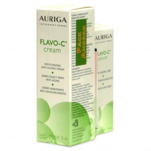 Pack Flavo-C Serum + Crema Flavo-C Auriga ( 15 ml+ 30ml)