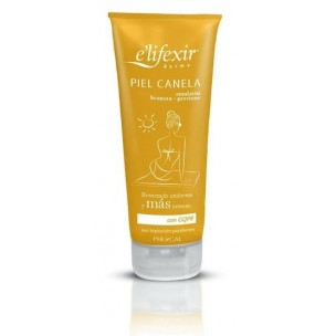 E'lifexir Piel Canela Acelerador del bronceado con SPF 15 (150 ml)