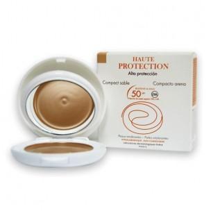 Couvrance Avene maquillaje compacto SPF 50+(Dorado)