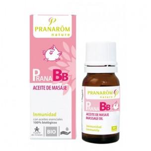 Pranarom PranaBB Aceite Masaje Inmunidad (10ml)