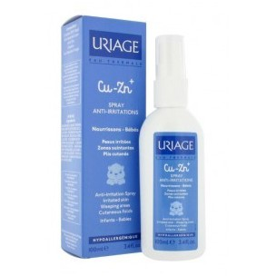 Uriage Cu-Zn+Spray (100ml)
