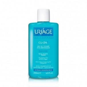 Uriage Cu-Zn+Gel Limpiador (200mll)