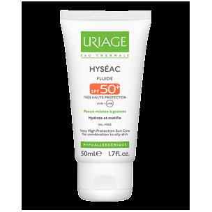 Uriage Hyséac Fluido SPF 50+ (50ml)