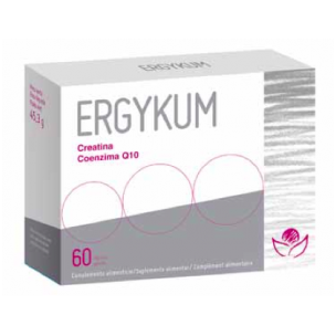 Bioserum Ergykum Pro-aging for Men (60 cáp.)