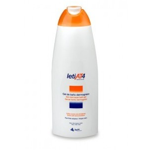 Leti AT4 Gel de Baño Dermograso (750 ml)