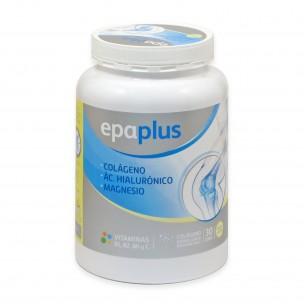 Epaplus Colágeno y Ácido Hialurónico + Magnesio sabor limón