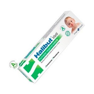 Halibut Infantil Pomada regeneradora Grupo Uriach (45gr.)