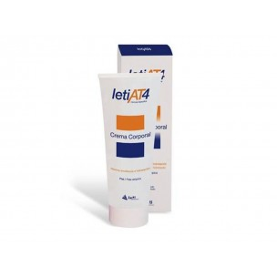 Crema corporal Leti AT4 (200ml)