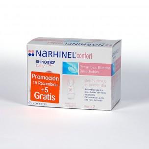 Narhinel Recambios  Confort 15+5 (20 ud.)