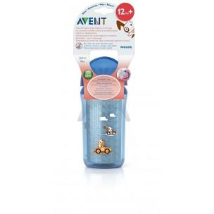 Avent Vaso Termico con pajita (260ml)
