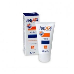 Leti AT4 Crema facial  factor +20 (50ml)
