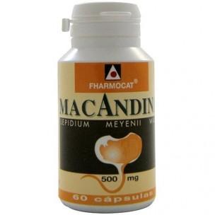 Fharmocat Maca Andina 100% Pura (60 cap.)