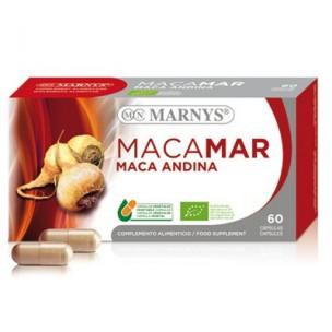 Marnys Maca Andina Bio (60 cáp.)