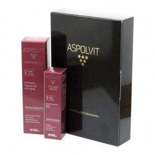 Cofre Aspolvit Serum+Contorno (50ml+15ml)