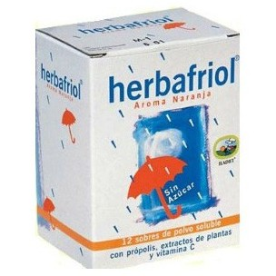 Eladiet Herbafriol (14 sobres sabor Naranja)