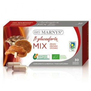 Marnys Mix Reishi, Maitake, Dhitake (30 cáp.)