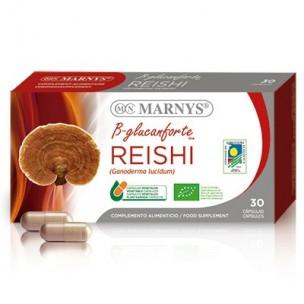 Marnys Reishi (30 cáp. de 400 mg.)
