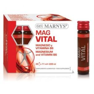 Marnys Mag VItal Magensio+B6 (20 viales)