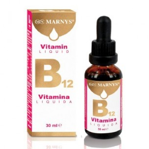 Marnys Vitamina B12 (30 ml)