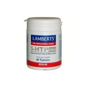 Lamberts 5-HTP (60 compr. de 100 mg)