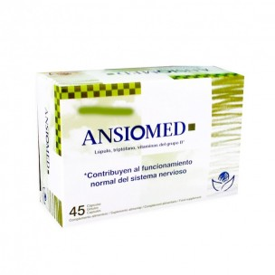 Ansiomed Bioserum ( 45 cáp.)