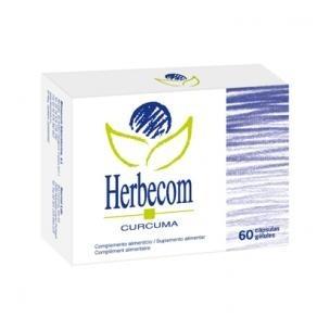 Bioserum Herbecom Curcuma (60 cáp.)