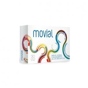Actafarma Movial con Ácido Hialurónico y Colágeno TIpo II (30 cáp.)